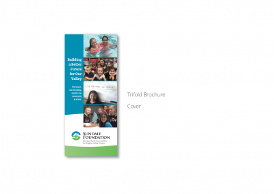 Sundale Foundation Trifold Brochure - Cover