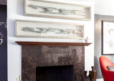 DMI Residential Photography, Fireplace, Modern