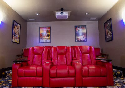 DMI Residential Photography, Home Theater, Modern
