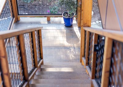 DMI Residential Photography_Sommers Treehouse_Bedroom_stairway