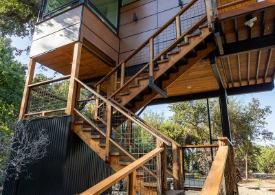 DMI Residential Photography_B&B Treehouse_exterior