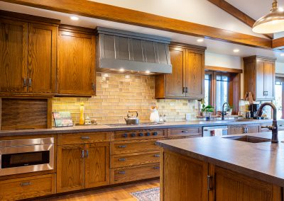 Home Tour Photography, Craftsman Home, Visalia, Kitchen