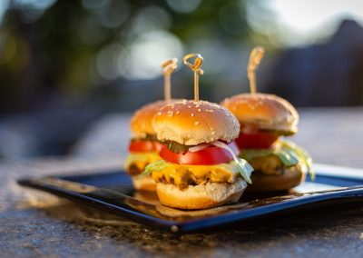 DMI Agency Food Photography, Sliders