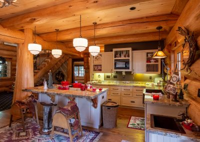 Muxlow Family Cabin, Kingsburg, Home Tour Photography, kitchen
